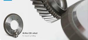 Getriebeschleifen mit EHWA CBN-/Diamant Schleif- und Honwerkzeuge