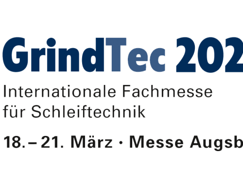 Besuchen Sie uns auf der GrindTec 2020