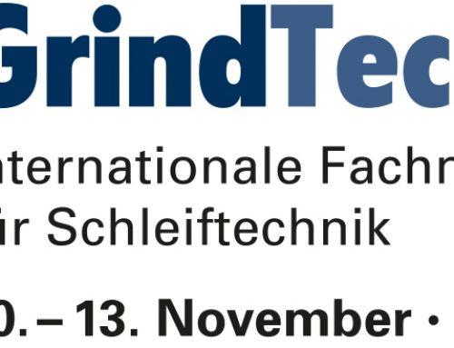 GrindTec Verschoben auf November 2020